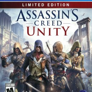 Assassin Creed Unity PS4 Game online Mingora store
