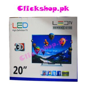 3D LED High Definition 20inch (Full HD)