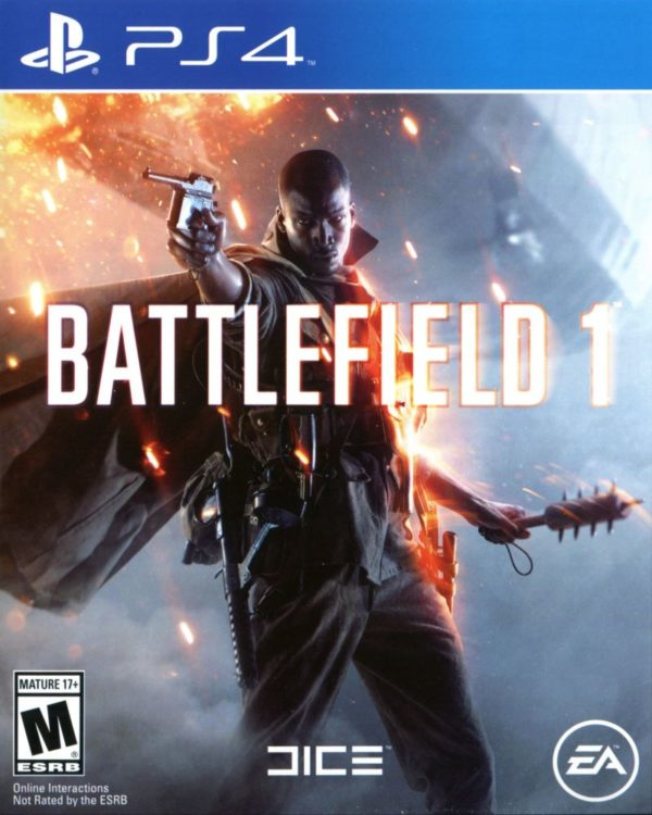 battlefield 1 playstation 4 game