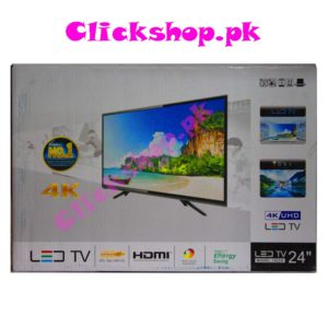 Global No.1 LED TV 24inch with all features