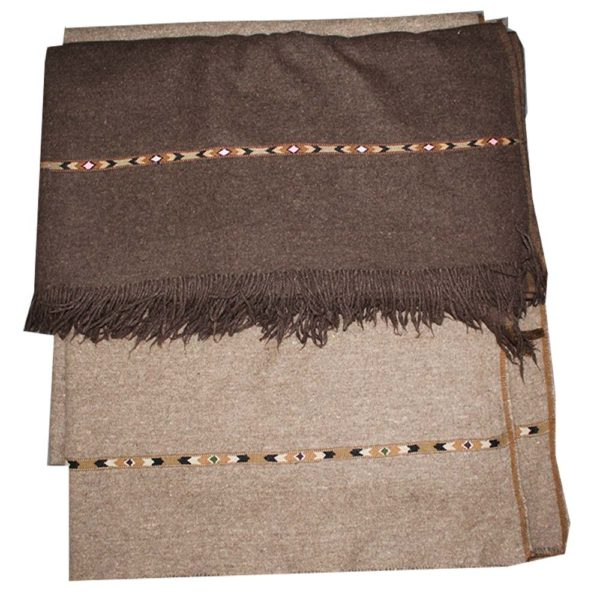 Swati Local Pashmina woll chadar for Gents