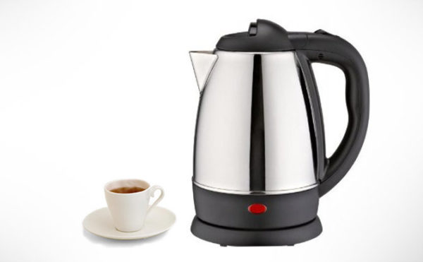 Scarlet Electric Kettle