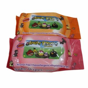 Angry Bird Baby Wipes in pakistan