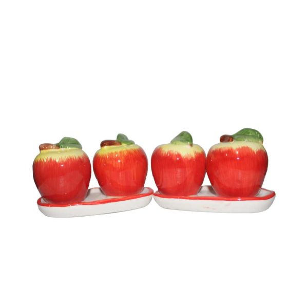Decorated Apple Pieces for home and office use