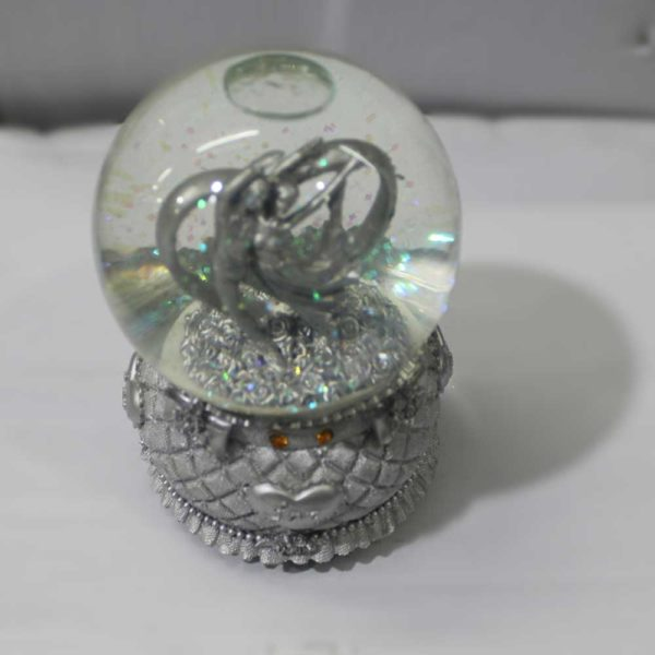 Glass Type decoration piece
