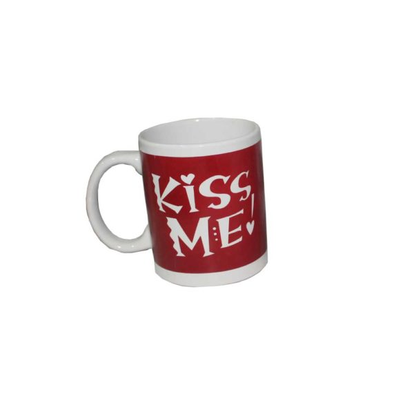 Loving mug for hot coffee for lovers use