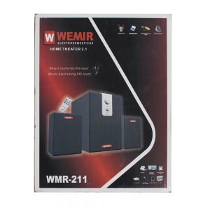 W Wemir WMR-211 Multimedia Speakers - shop online in pakistan