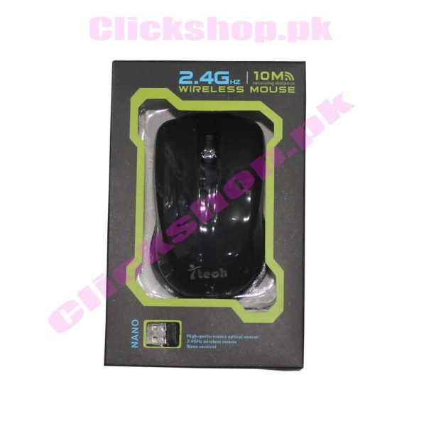 2.4Ghz Wireless Mouse 10M - shop online in pakistan