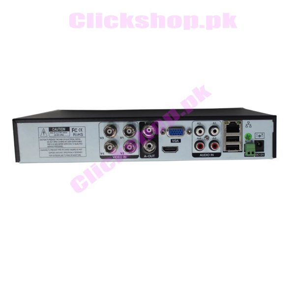 HD Recorder for CCTV Security Camera
