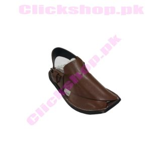 Handmade Original Leather Handmade brown Color Peshawari Chappal For Men - shop online in pakistan