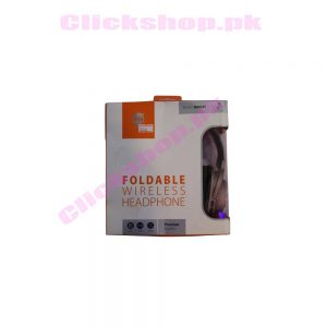 Microdigit Foldable Wireless Headphone Model MD025T - shop online in pakistan