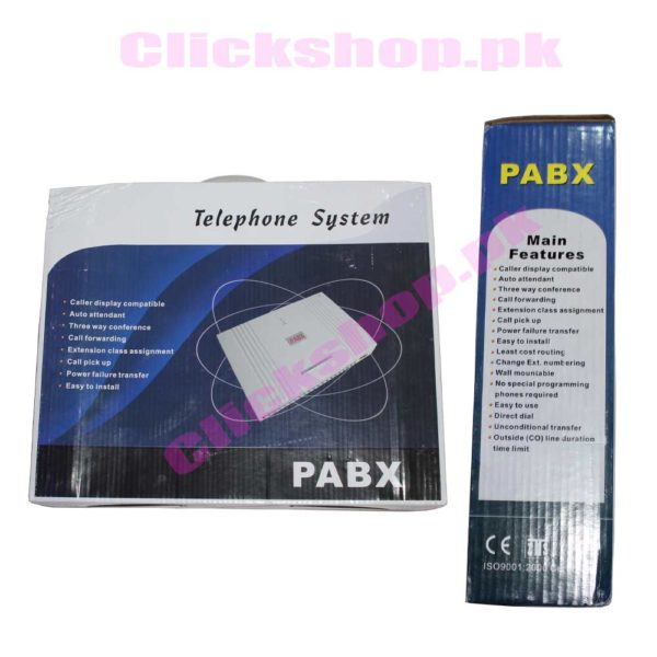 Telephone System PABX - shop online in pakistan